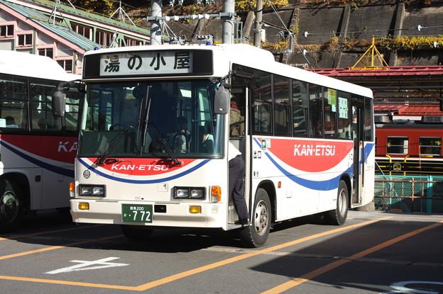 Photos: 関越交通 772号車