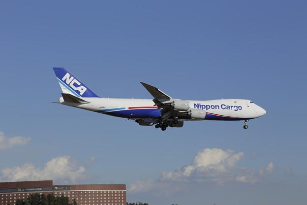 日本貨物航空 B747-8F JA16KZ (6)