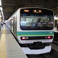 Photos: 常磐快速線 E231系マト108編成