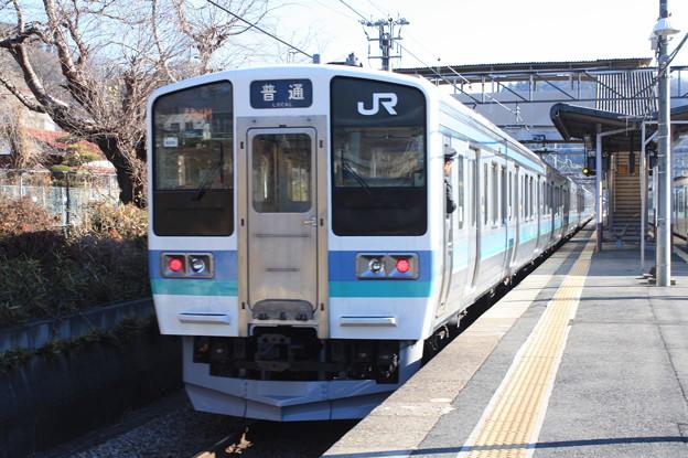 中央本線 211系N606編成