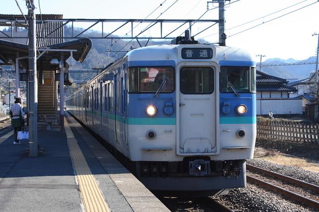 中央本線 115系1000番台C14編成