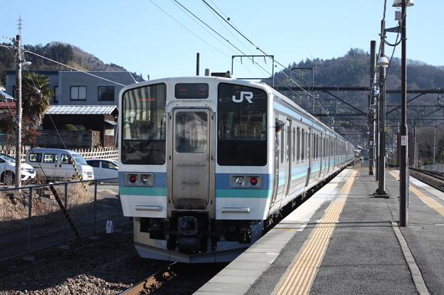中央本線 211系1000番台N322編成