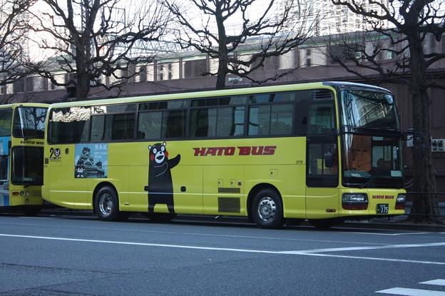 くまもんはとバス