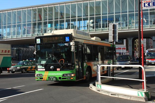 東京都交通局 B-R113