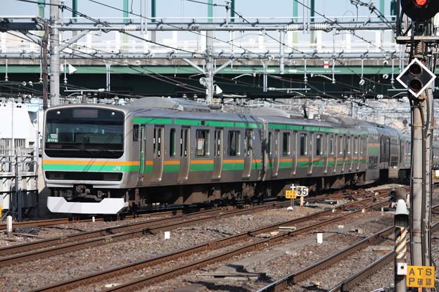 湘南新宿ライン E231系1000番台K11編成 3110Y 特別快速小田原行