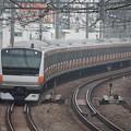 Photos: E233系T20編成 TK出場回送 (7)