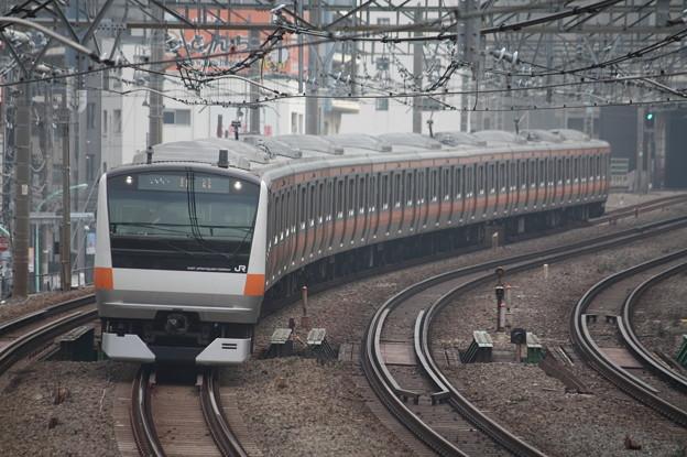 Photos: E233系T20編成 TK出場回送 (8)