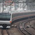 E233系T20編成 TK出場回送 (8)