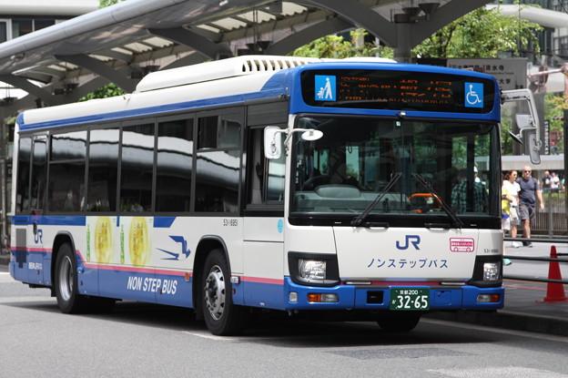 西日本JRバス 新型エルガ 531-16951
