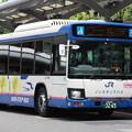 Photos: 西日本JRバス 新型エルガ 531-16951