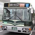 京都市営バス 2005号車