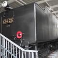 写真: C62 26 炭水車側