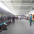 写真: 京都鉄道博物館 展示場
