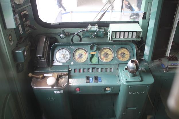 103系 低運転台車 運転台