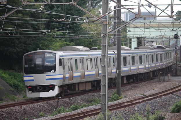 横須賀線 E217系Y-42編成