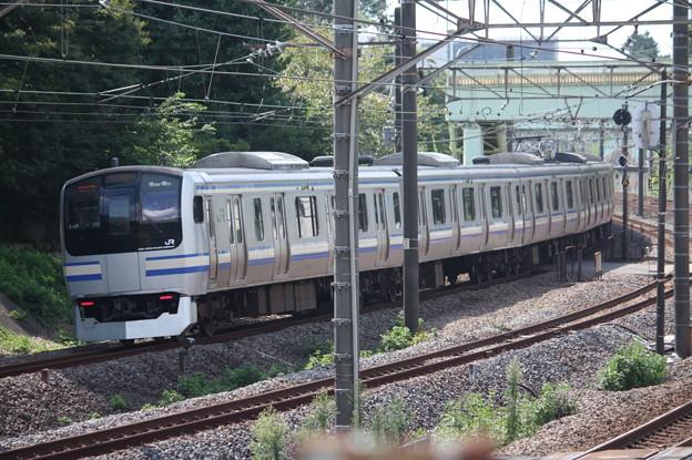 横須賀線 E217系Y-17編成