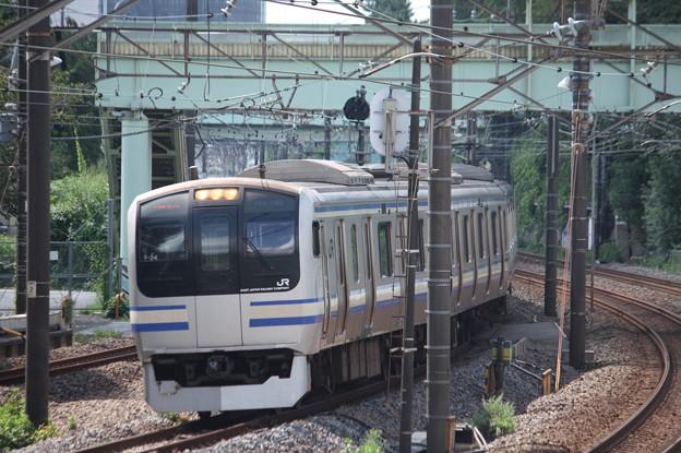 横須賀線 E217系Y-34編成