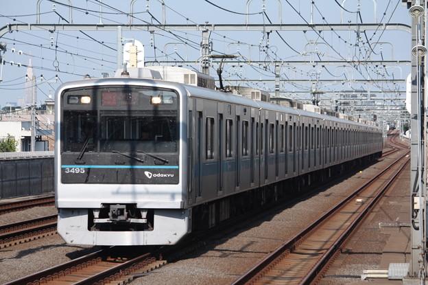 小田急小田原線 3000形3495F
