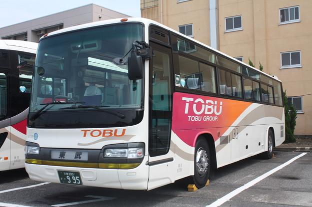 東武バス 9738号車