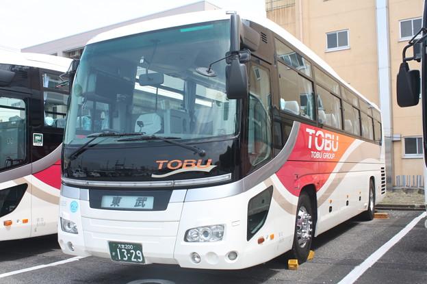 東武バス 9826号車