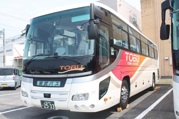東武バス 5152号車