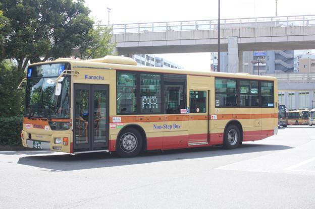 神奈川中央交通 お79号車