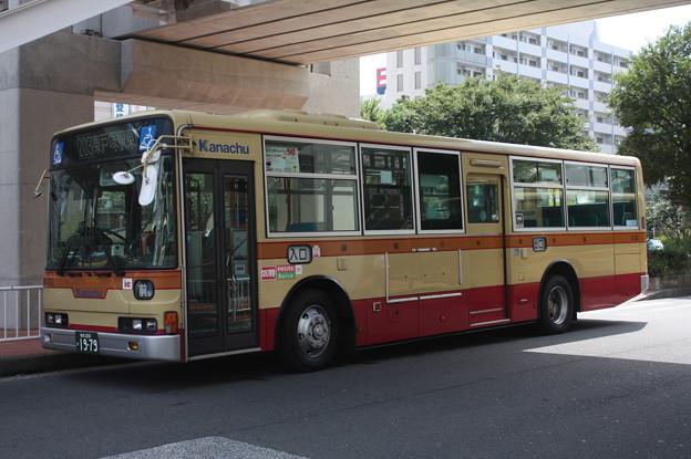 神奈川中央交通 お132号車