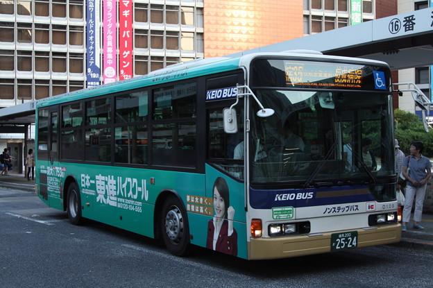 京王バス D31109号車