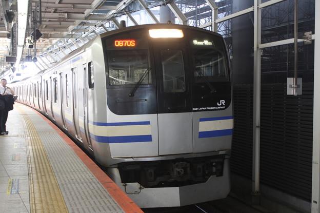 横須賀線 E217系Y-18編成