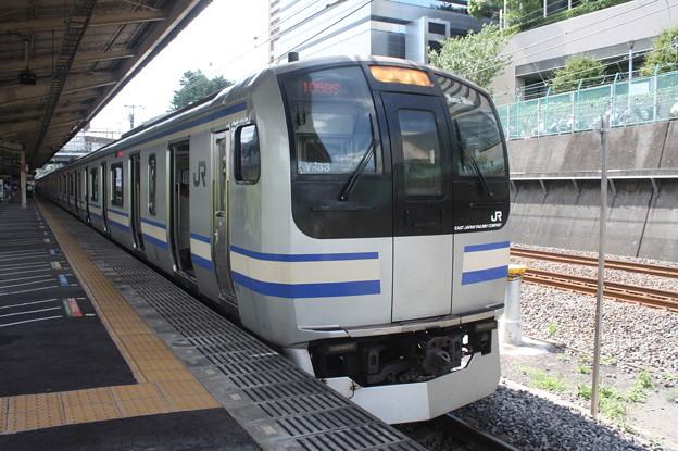 横須賀線 E217系Y-33編成