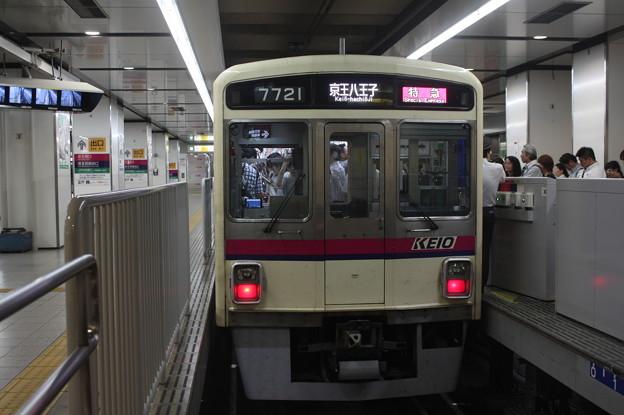 京王7000系7721F