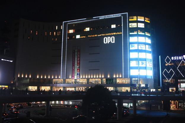 水戸駅南口周辺の駅ビル