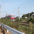 安中貨物 5094レ EH500-81牽引 (1)