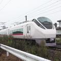 E657系K9編成 7M 特急 ひたち7号 いわき 行