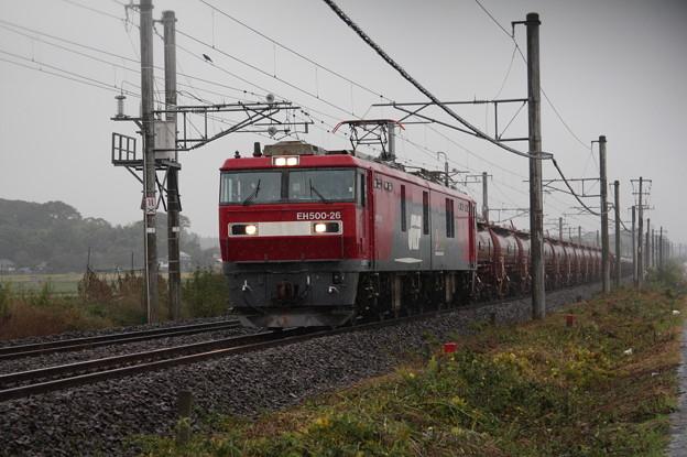 安中貨物 5094レ EH500-26牽引 (5)
