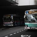 羽田京急バス 新型エルガ