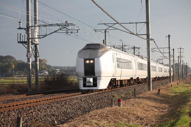 651系K105編成 9424M 快速ぶらり高尾散策号 (3)