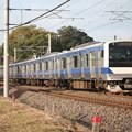写真: 常磐線 E531系K404編成 323M 普通 高萩 行