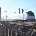 Photos: 直線区間を行くE657系