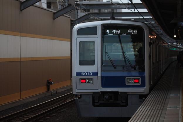 西武池袋線 6000系6013F