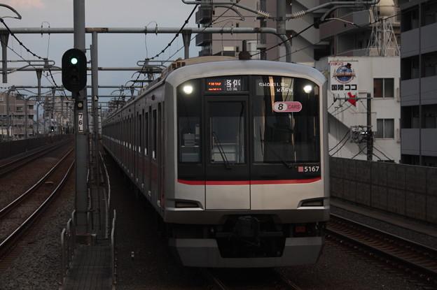 東急5000系5167F