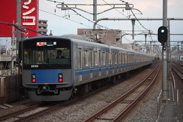 西武池袋線 20000系20003F