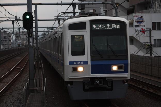 西武池袋線 6000系6054F