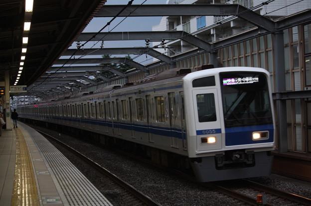 西武池袋線 6000系6055F