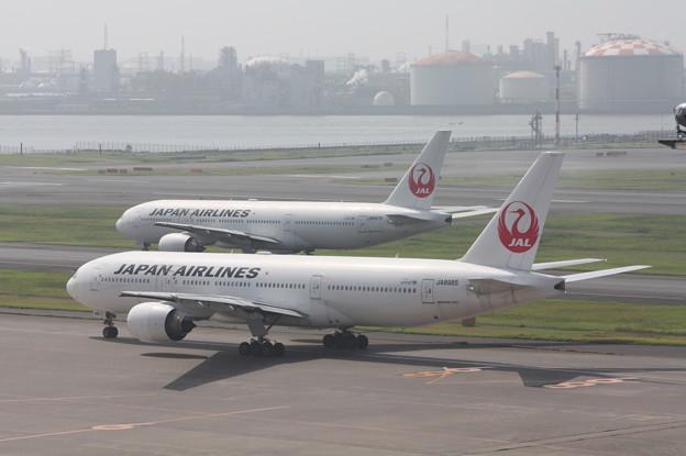 日本航空 JAL B777‐200 JA8979・JA8985