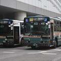 Photos: 西武バス A2-688号車・A2-673号車