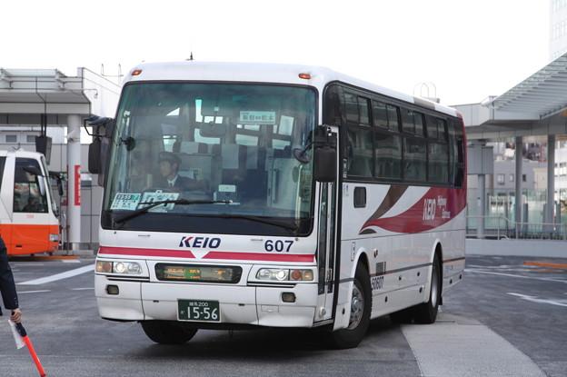 京王バス東 50607号車