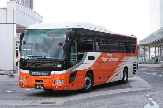 東京空港交通 588-70650RU
