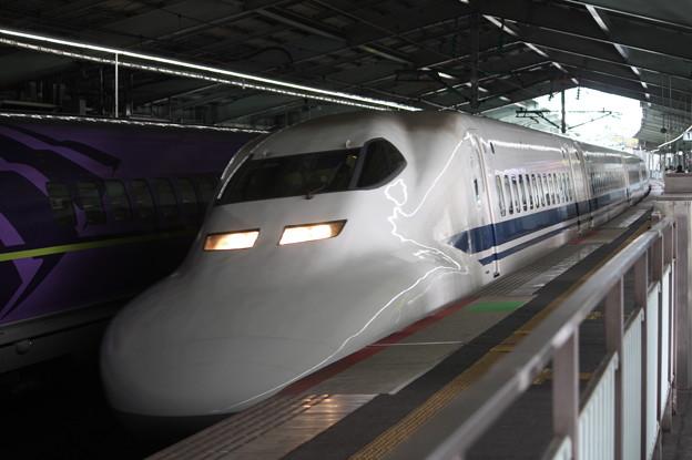 山陽新幹線 700系C59編成 (1)