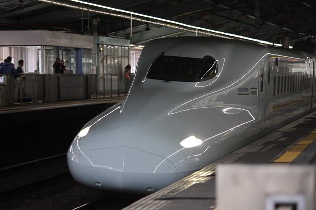 山陽新幹線 N700系8000番台R6編成